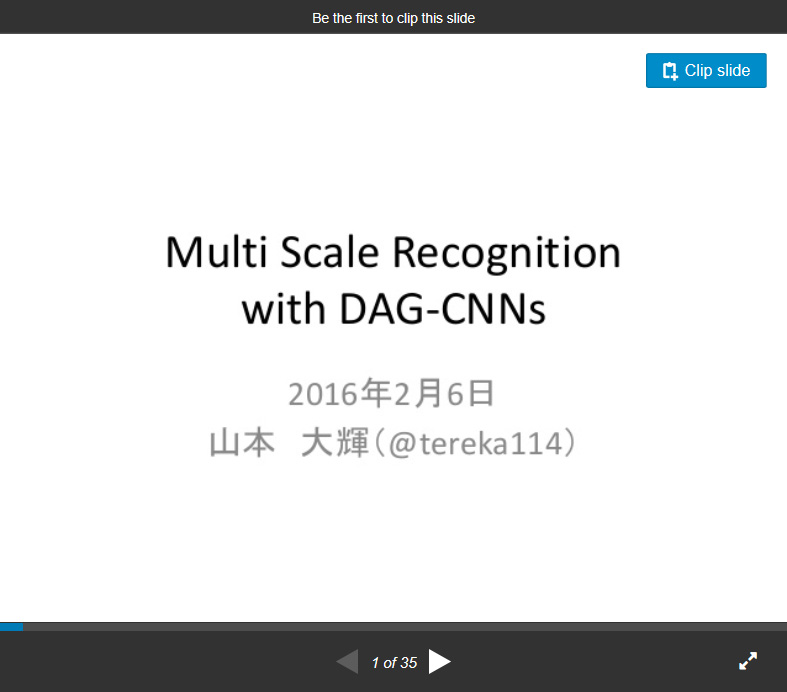 Multi Scale Recognition  with DAG-CNNs
