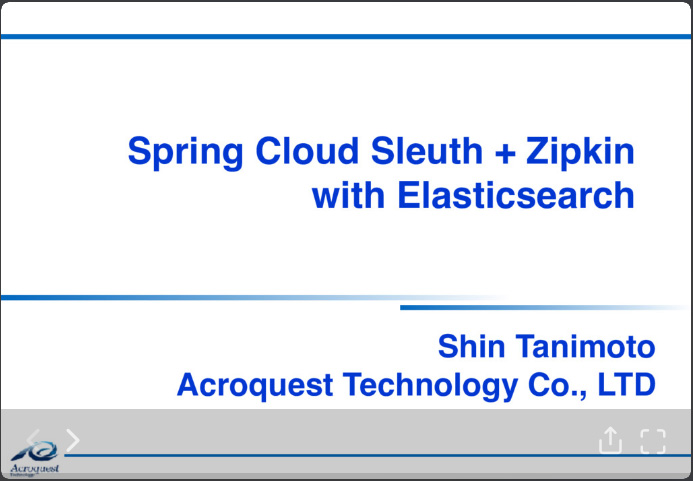 Spring Cloud Sleuth + Zipkin